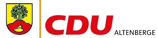 Logo von CDU Altenberge
