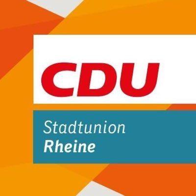 Logo von CDU Stadtunion Rheine
