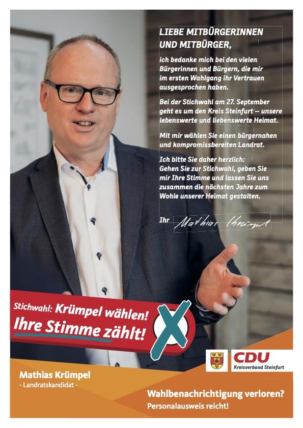 Logo von CDU Westerkappeln